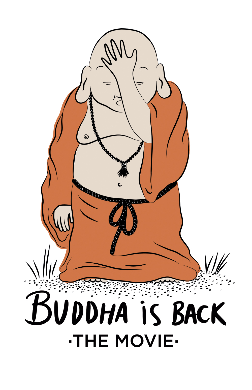 buddha is back