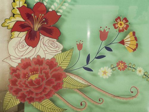 Flowers Voulevard Rosa Anna falcó
